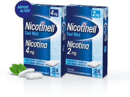 Nicotinell Chicles