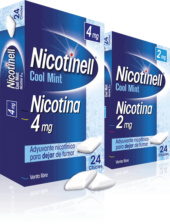 Pack Nicotinell Chicles